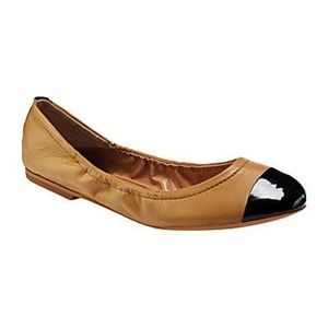 Steve Madden Favoryte Leather Flats Size 9.5M